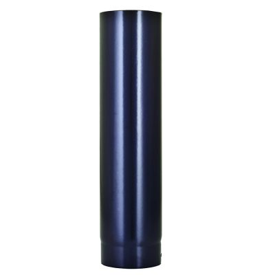 100mm Flue Pipe Vitreous Enamel 1000mm