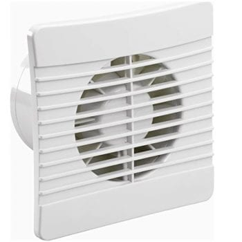 AirVent Bathroom Fan With Timer