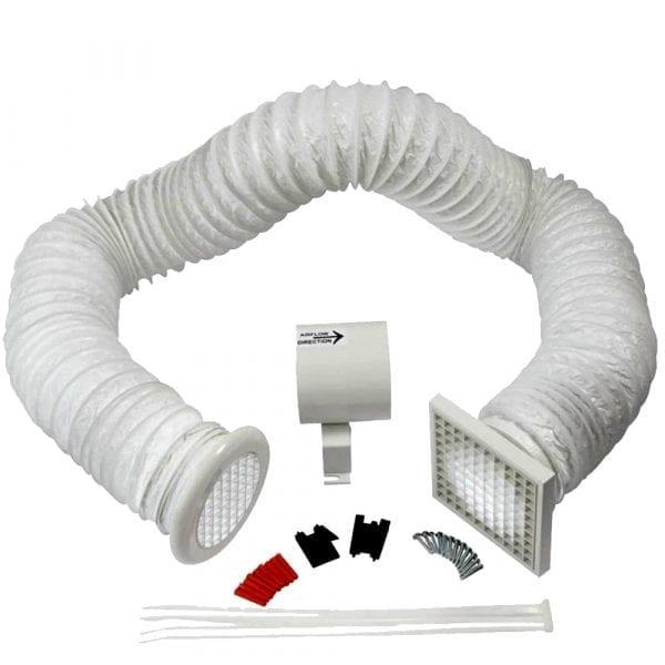AirVent Inline Shower Fan 4inch 434445A