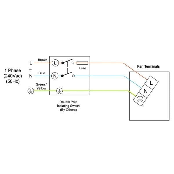 Xpelair Bathroom Fans Wiring Diagram