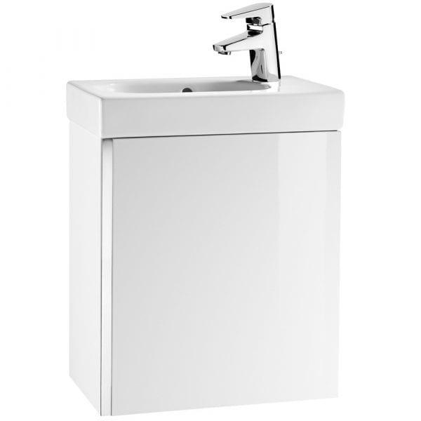 Roca Mini Unik Vanity Unit Gloss White
