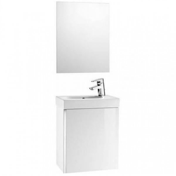 Roca Mini Unik With Mirror Gloss White