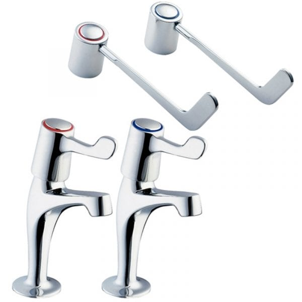 Deva Commercial lever action kitchen sink taps have a nice heavy feel to them and are built to last. Buy online from SNH at Cheap Prices. We offer you the Best Price and Best Deals on the DLV103.