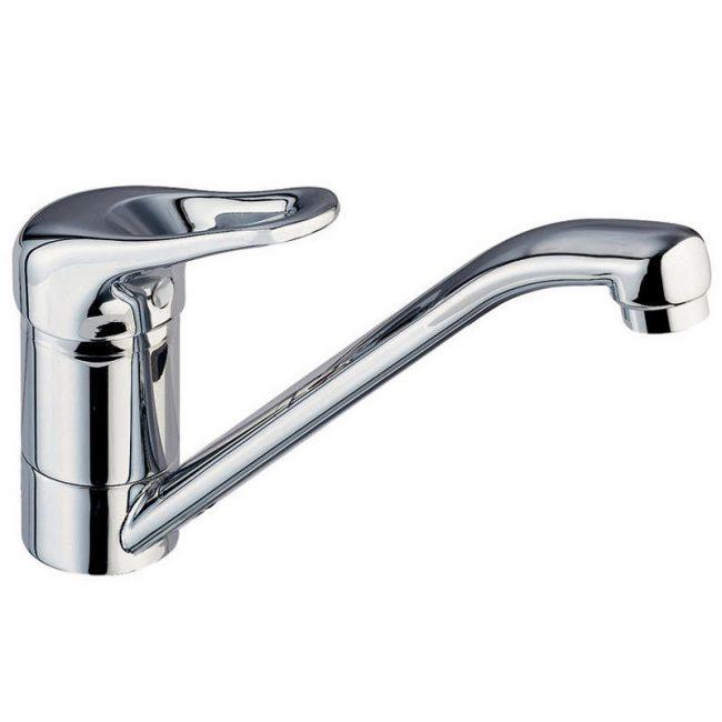 Deva LACE171 Lace Chrome Kitchen Sink Mixer