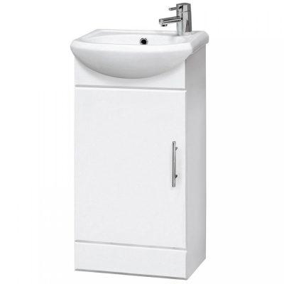 Premier Sienna Compact Vanity Unit