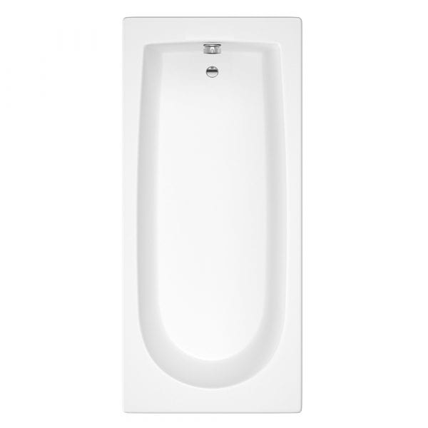 Pura 700 x 1700 Wave Single Ended Bath Super Spec