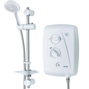 Triton Fast Fit electric shower SP8007ZFF
