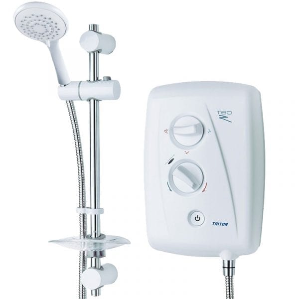 Triton Fast Fit electric shower SP8007ZFF