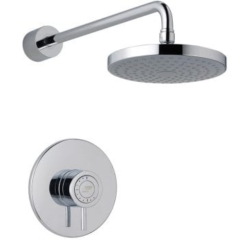 Mira Element Bir Built In Thermostatic Shower