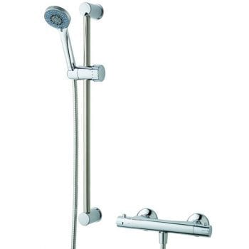 Thermostatic Shower Valve & Riser Kit MX KZZ