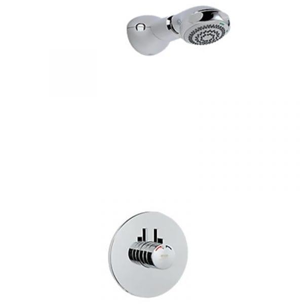 Mira Miniduo & Eco Shower Fixed Head