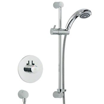 Mira Miniduo Eco Shower Riser Head Biv
