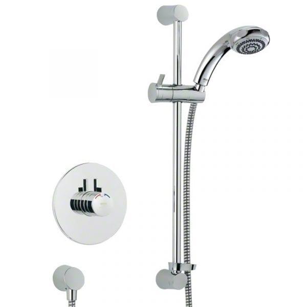Mira Miniduo Eco Shower Riser Head Biv