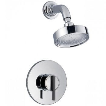 Mira Silver Bir Built In Thermostatic Shower