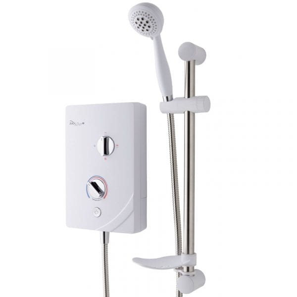 MX Duo QI 7.7KW Electric Shower
