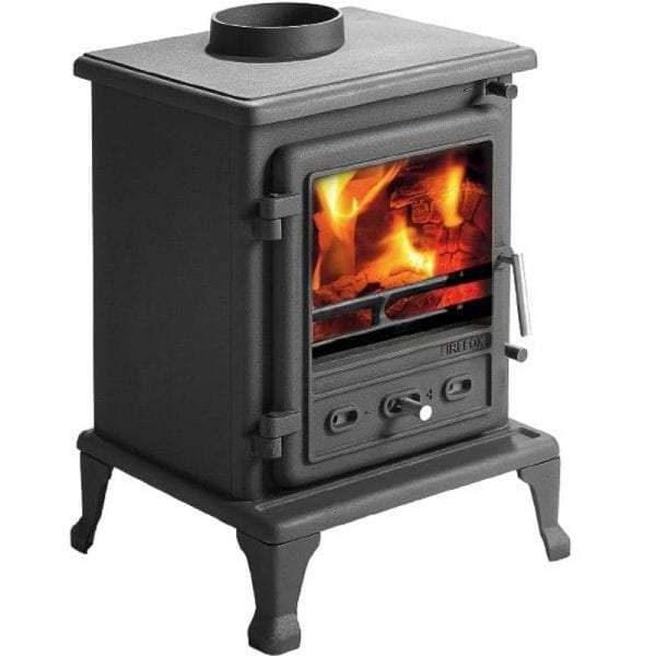 FireFox 5 Clean Burn Stove Defra Approved
