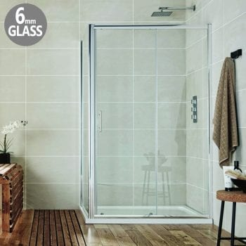 1400mm Sliding Shower Door