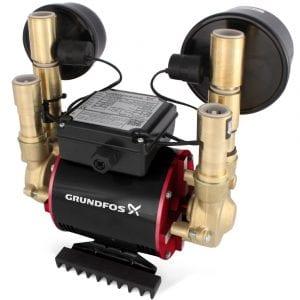 Grundfos Amazon Universal 3 Bar Twin Pump