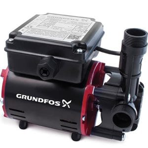 Grundfos 2 bar Single Pump