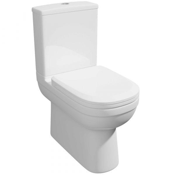 Kartell Lifestyle comfort height toilet