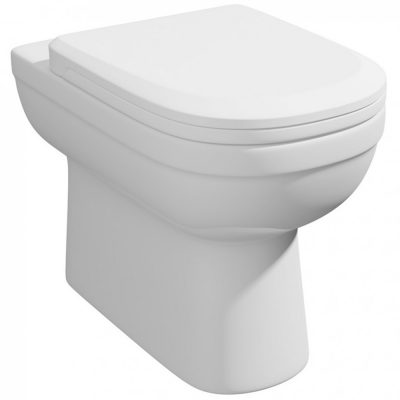 Kartell Lifestyle Comfort Height Back To Wall Pan