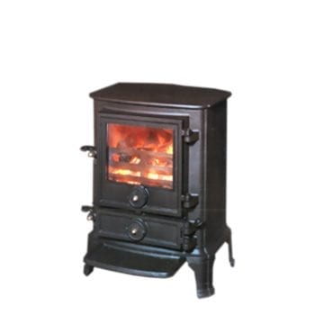 Stovax Brunel MK1 Replacement Stove Glass
