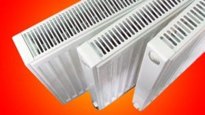 Central Heating Radiators.
