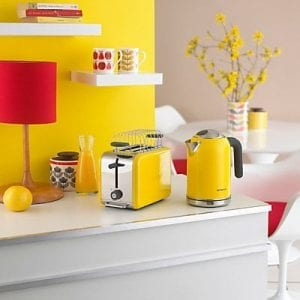 Bright Kitchen Accessories.