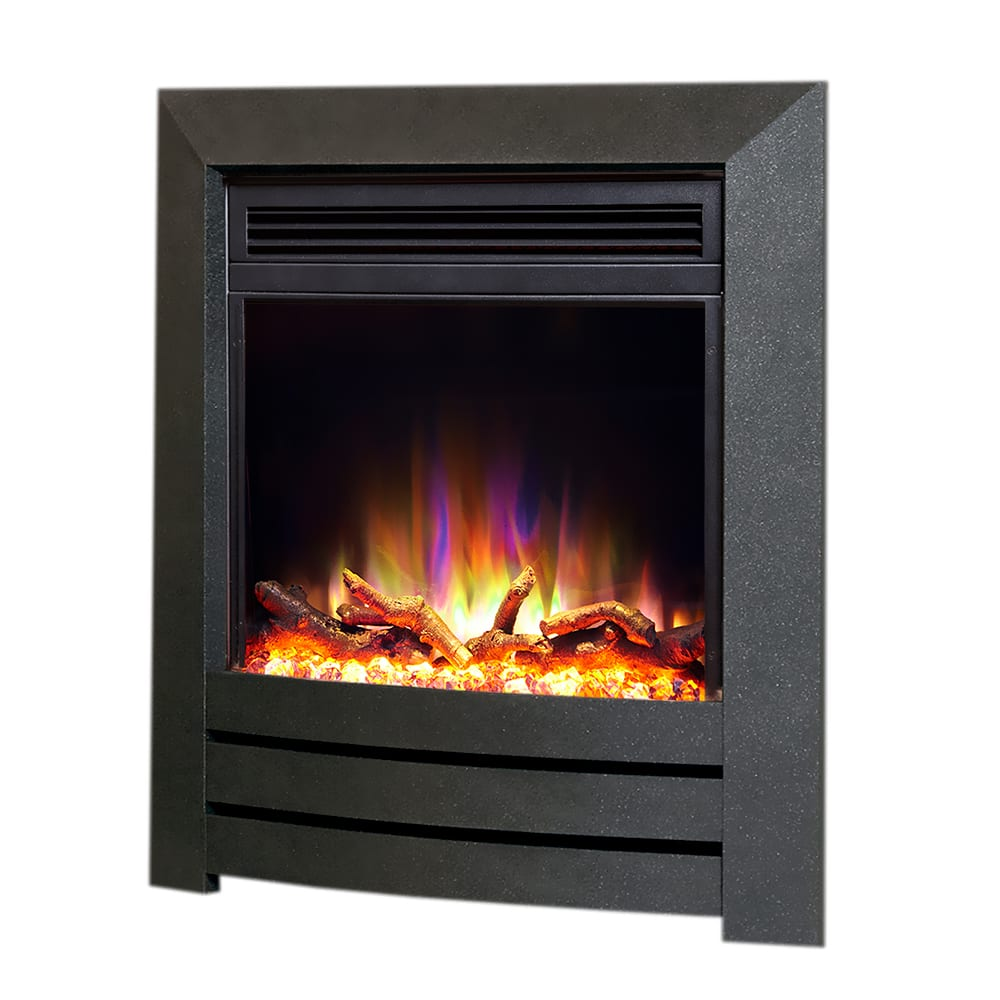 Celsi Electriflame Xd Camber Black Insert Electric Fire Mk2