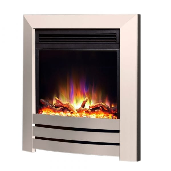 Celsi Electriflame XD Camber Silver Insert Electric Fire