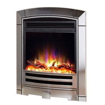 Celsi Electriflame XD Decadence Silver Insert Electric Fire