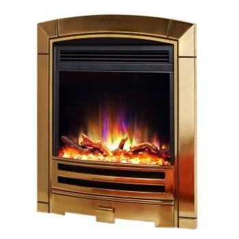 Celsi Electriflame XD Decadence Gold Insert Electric Fire
