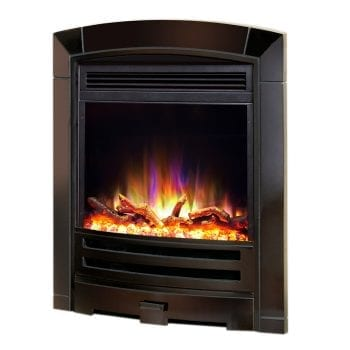 Celsi Electriflame XD Decadence Black Nickel Insert Electric Fire
