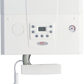 Alpha condensate pump
