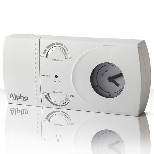 Alpha 24 hour Mechanical Easy Stat