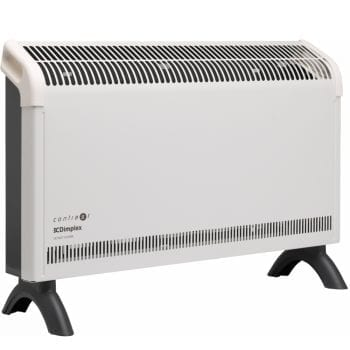 Dimplex Contrast Thermostatic Convector Heaters DXC30 3KW