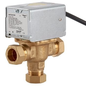 Honeywell 22mm Midposition Diverter Valve V4073A1039