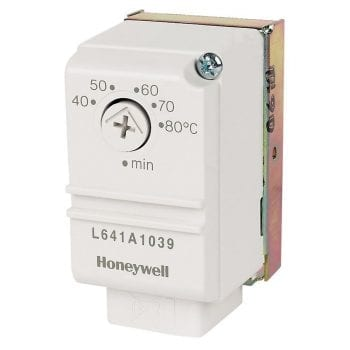 Honeywell cylinder thermostat