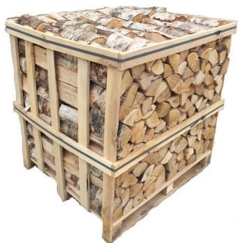 Kiln Dried Logs Hard Wood 1.2m³ in Kent Birchington, Thanet.