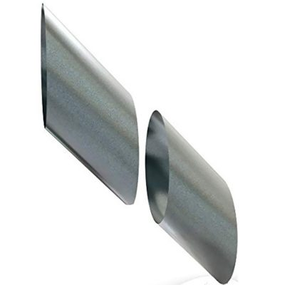 Convesa Adjustable Wall Sleeve 45 Degree 125mm