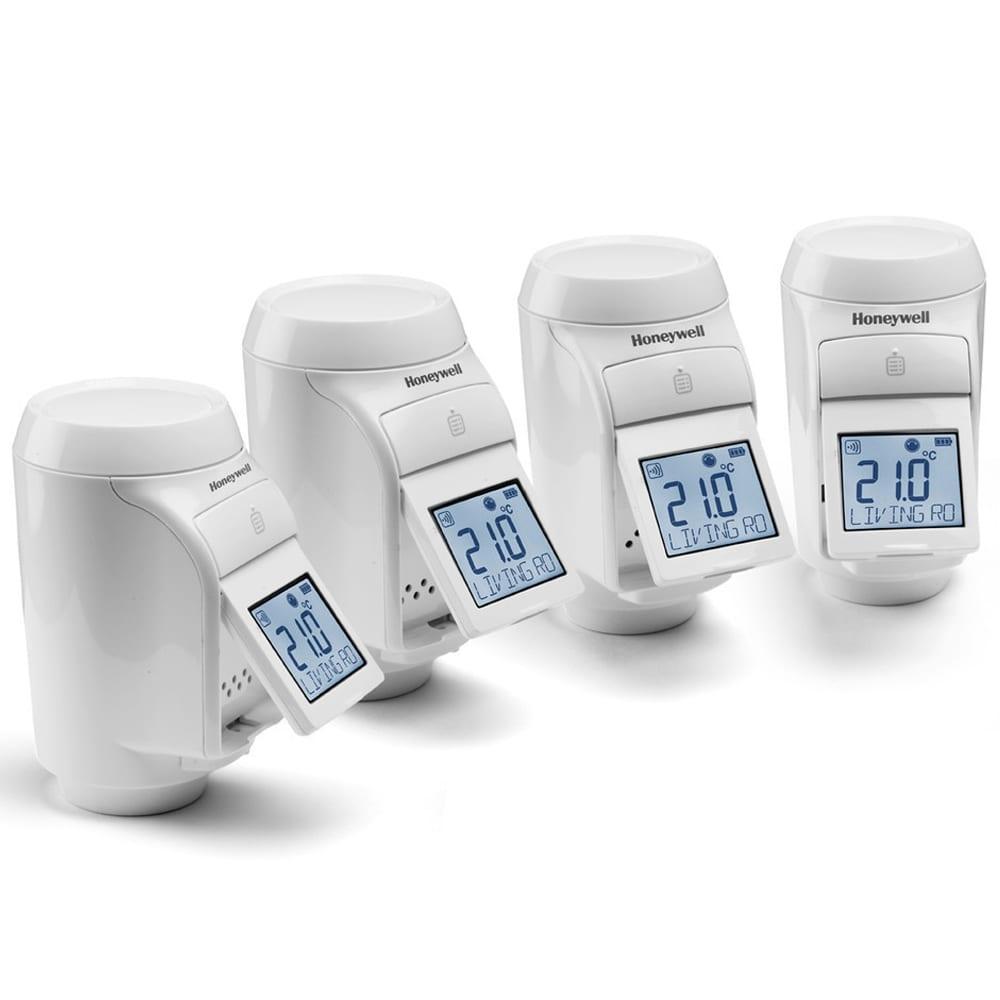 gaixample.org Evohome HR924UK Wireless Radiator Multi Zone Kit ...