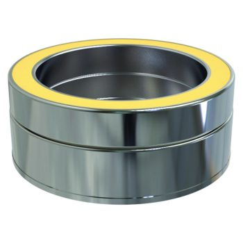 Tee Cap 150mm Stainless Steel