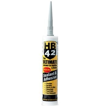 HB42 Ultimate Sealant Adhesive Grey