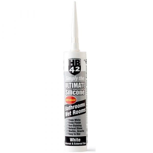 HB42 Ultimate Silicone White