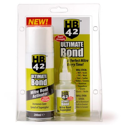 HB42 Ultimate Bond and Activator