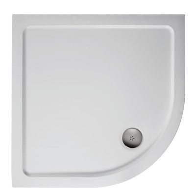 1000 Quadrant Low Profile Shower Tray