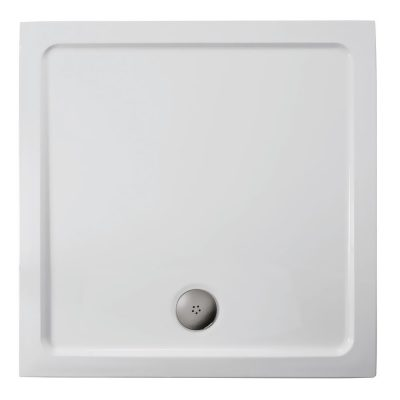 700 x 700 Low Profile Shower Tray