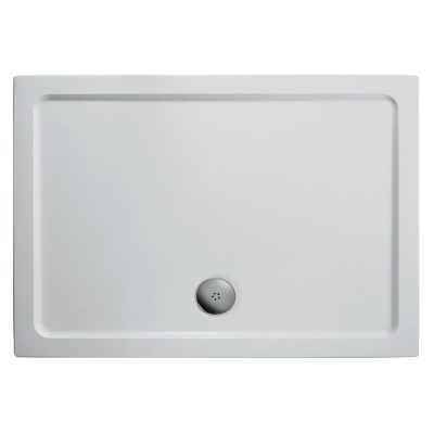 1200 x 760 Low Profile Rectangle Shower Tray