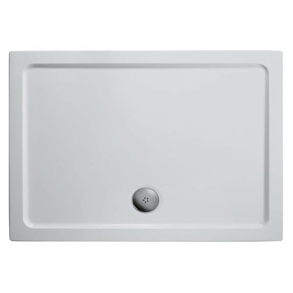 1200 x 900 Low Profile Rectangle Shower Tray