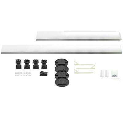 Shower Tray Extension Panel Pack